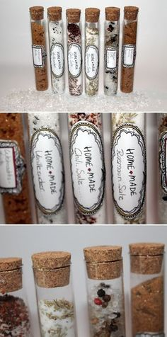 Make DIY spice mix from the test tube yourself - DIY I DIY Gewürzmischung aus dem Reagenzglas selber machen – DIY Ideen Make the DIY spice mix from the test tube yourself - Diy Décoration, Easy Diy, Homemade Gifts, Diy Gifts, Wallpaper Marvel, Diy Cadeau, Diy And Crafts, Paper Crafts, Spice Mixes