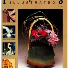 Pottery Making Illustrated Summer 1998 Issue Cover