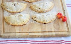 Cherry Hand Pies by Half Baked