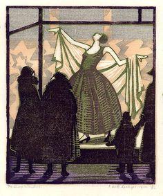 The Shop Window (1930) by Isabel de B Lockyer