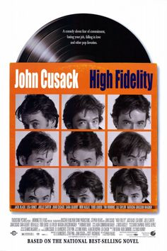 high fidelity...and it included a guest appearance by Bruce Springsteen...