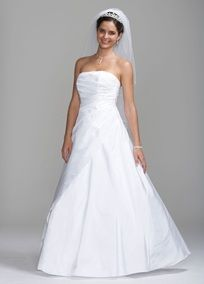 Wedding Dresses and Bridal Gowns Under $100 - David's Bridal