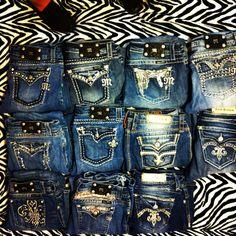 Bling Jeans Cheap - Jon Jean