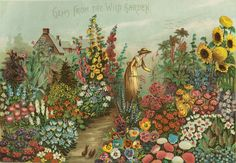 October 6, 2015, 7pm - America's Romance with the English Garden - In this illustrated presentation, master gardener Thomas Mickey will explore the beginnings of the modern garden industry. In the 1890s, mass advertising, national magazines & rural mail delivery made it possible to publish seed & nursery catalogs in the millions & send them across the country. The catalogs encouraged the spread of the romantic English garden style from Maine to California.