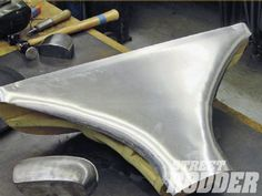 April 2013 Professor Hammer's Metalworking Tips - Street Rodder Magazine