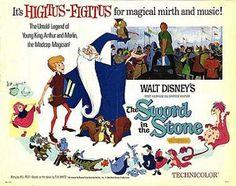The Sword in the Stone :) #disney #movie