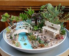 37 DIY Miniature Fairy Garden Ideas To Bring Magic To Your Home - selenium - m . - 37 DIY Miniature Fairy Garden Ideas To Bring Magic To Your Home – selen – Miniature – -