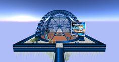 Sede de Universo Creativo SL, área de Biblioteca