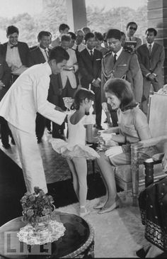 1967, visiting #Cambodia for a goodwill trip representing US. I've read many…