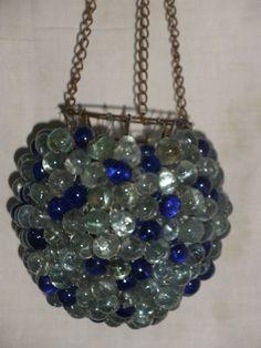 large mix Czech Glass Grapes cluster Fruit Drop Beads Lamps Art part