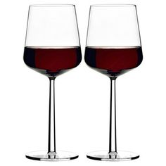 Sexy Red Wine Glasses