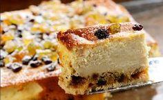 A Receita de Torta de Ricota com Frutas Cristalizadas é prática, deliciosa e molhadinha. Faça essa torta de ricota para a sobremesa e agrade a todos!