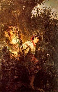 Rusalki.jpg (504×800) Pruszkowski