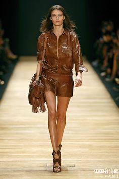 Barbara Bui SS16 - Paris Fashion Week Live