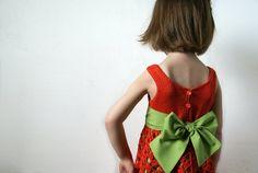 Toddler dress Crochet girl's dress Toddler girl by BambinoStore Toddler Girl Outfits, Toddler Dress, Easter Dresses For Toddlers, Kid N Teenagers, Crochet Girls, Summer Picnic, Kids Corner, Baby Socks, Happy Kids