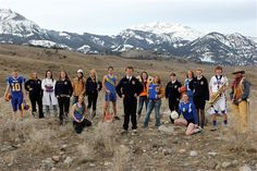 """See the special """"diversity photo"""" from Gardiner FFA!"""