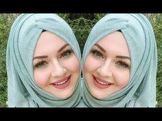 طرق لف الحجاب جديدة على الموضه2017 ways to wear Hijab|| 2017||Quick & Simple Hijab Tutorial! - YouTube
