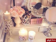 Yankee candles on We Heart It