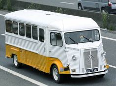 Citroën Type HY Mini Bus