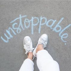 Strong women are unstoppable Happy International Women's Day! Image taken last year featuring 's chalk lettering for Tag a strong woman who inspires you! One Word Caption, Caption Lyrics, Caption Quotes, Friends Instagram, Instagram Quotes, Instagram Posts, Instagram Ideas, Instagram Captions For Selfies, Captions For Selfies Lyrics