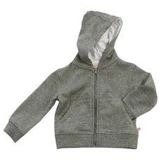 FT Green Melange Hoody - Tinycottons Online - Baby, Kids & Teens Webshop - Goldfish Kids Web Store - Mechelen - Baby- en Kinderkleding