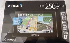 nice Garmin nuvi 2589LMT 5 GPS Navigation System Bluetooth Lifetime Maps & Traffic - For Sale View more at http://shipperscentral.com/wp/product/garmin-nuvi-2589lmt-5-gps-navigation-system-bluetooth-lifetime-maps-traffic-for-sale-2/
