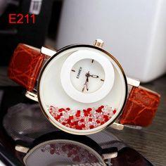 Women creative Swan Lake wristwatch