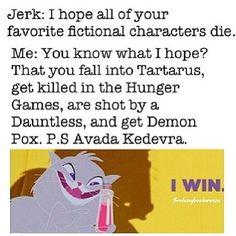 Lol haha funny / FANDOMS UNITE! / I Love This / AWESOME!