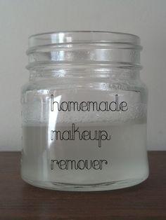 Gracefully Kensie: Pinterest Challenge #4: Homemade Makeup Remover