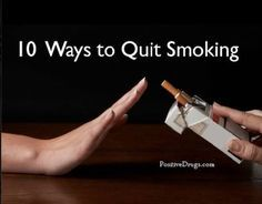 We all know the dangers of smoking. Help yourself successfully quit with these 10 tips.