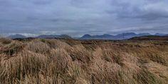 The Twelve Pin Range, nr Roundstone, Connemara, Co. Galway
