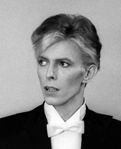 David Bowie attends 13th Annual Grammy Awards on March 1 1975 at the... News Photo 136399286