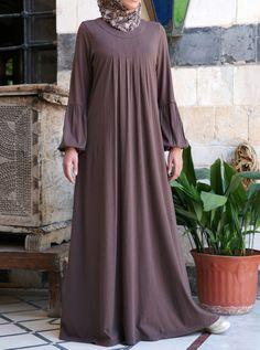 Islamic Clothing for Women on Sale Muslim Dress, Hijab Dress, Islamic Fashion, Muslim Fashion, Abaya Fashion, Fashion Outfits, Fashion 2018, Abaya Pattern, Modele Hijab