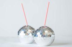 disco ball sipper