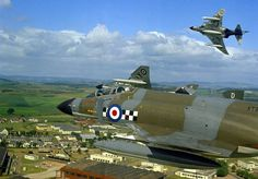 Phantom - such an impressive aircraft