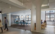 """Wieden & Kennedy HQ Does Away With The """"Office As Playground"""" In Favor Of Useful Workspaces - PSFK"""