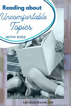 Learn why it's important to talk to read books about uncomfortable topics with kids, and use them as a jumping off point for important conversations. Practical Parenting, Good Parenting, Parenting Hacks, American Girl Books, Best Children Books, Parenting Articles, Teaching Strategies, Book Girl, Kids Reading
