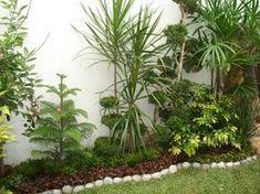 Jard n casa decoracion de jardin pinterest for Jardineros en xochimilco