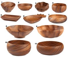 Discover thousands of images about Wooden Bowls Wood Turning Projects, Wooden Projects, Wooden Crafts, Lathe Projects, Wooden Diy, Wooden Kitchen Set, Spiegel Design, Bois Diy, Wood Lathe
