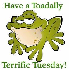 Happy Tuesday to You