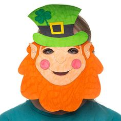 Free Kids St Patrick's Day Craft Ideas | Baker Ross | Creative Station St Patrick's Day Crafts, Fun Crafts, St Pattys, St Patricks Day, Craft Free, Leprechaun, Craft Ideas, Creative, Projects