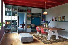 Una casa cálida y moderna con alma de granja - Diario Los Andes