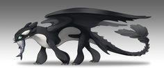 Best How To Train Your Dragon Toothless Night Fury Awesome Ideas Dragon 2, Toothless Dragon, Dragon Rider, Httyd Dragons, Cute Dragons, Fantasy Creatures, Mythical Creatures, Night Fury Dragon, Wings Of Fire Dragons