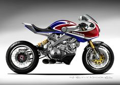 Honda 1000 Hawk - this is a streetfighter project waiting to happen