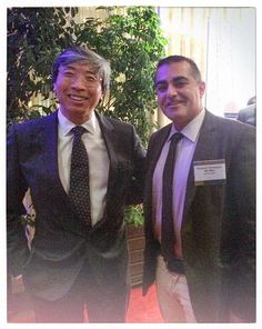 personalRN was honored to be nominated for the 2016 Patrick Soon-Shiong Innovation Awards.  Seen here is our CEO, Dr. Parsapour and Dr. Soon-Shiong.