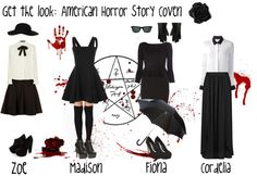 Get the look: American Horror Story Coven