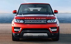 Ranger Rover Sport - Large SUV of the Year 2014