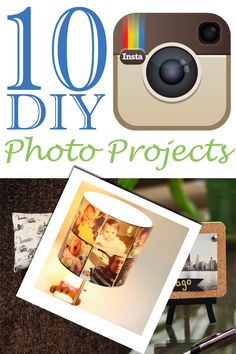 10 DIY Instagram Photo Projects