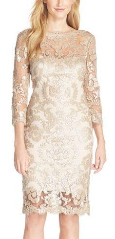 Gorgeous Mother of the Bride dress! #Motherofthebride