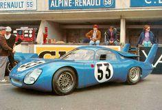 1967 CD SP 66 Peugeot (1.149 cc.) (A) André Guilhaudin Alain Bertaut
